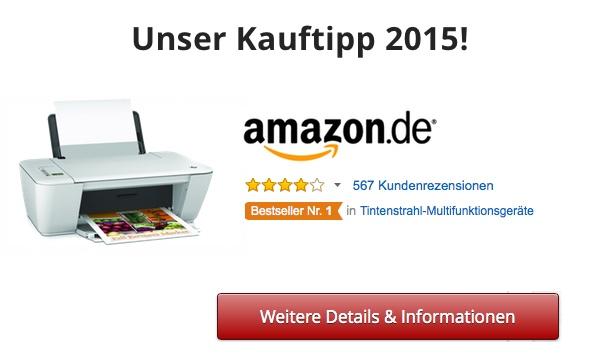 HP Deskjet 2540 Bestseller