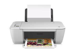 HP Deskjet 2540 Tintenstrahldrucker Frontansicht