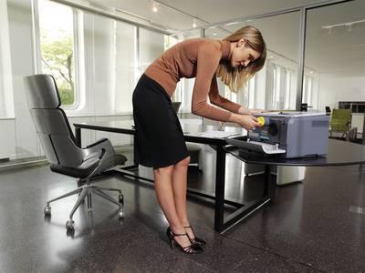 Multifunktionsdrucker sparen Platz und Betriebskosten