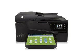 HP Officejet 6700 Multifunktionsdrucker Front