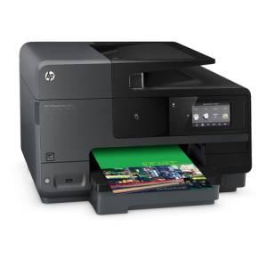 Der HP Officejet Pro 8620 All-in-one Drucker bietet hohe Aufösung auch bei Farbdruck