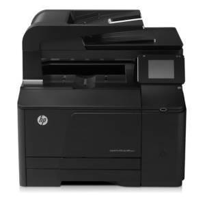 HP LaserJet Pro 200 M276nw Multifunktionsdrucker Frontseite