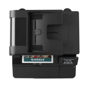 Multifunktionssystem HP LaserJet Pro 200 M276nw Draufsicht