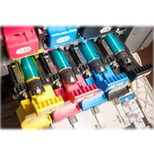 Farblaserdrucker Toner für YCMK
