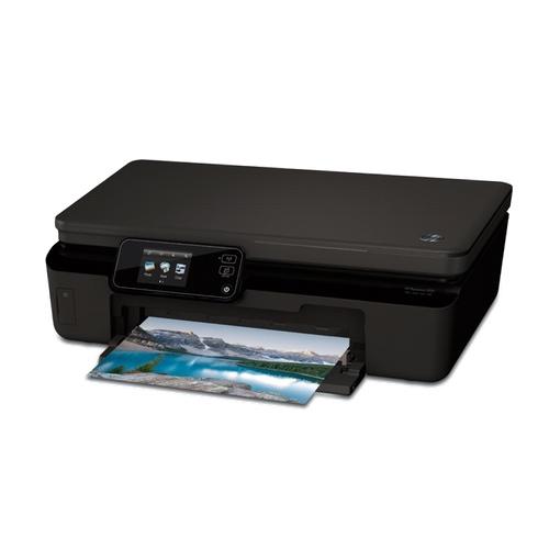 HP Photosmart 5520 Multifunktionsdrucker Schrägansicht