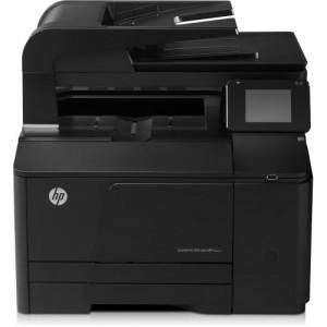 HP LaserJet Pro 200 M276nw Farblaser Multifunktionsdrucker mit Drucker, Scanner, Kopierer, WLAN, Ethernet und USB