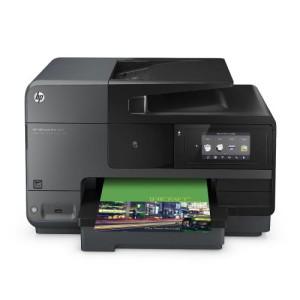 HP Officejet Pro 8620: Tintenstrahl Multifunktionsdrucker mit Drucker, Scanner, Kopierer, Fax, NFC und WLAN